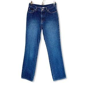 New York & Company Straight Leg Jeans